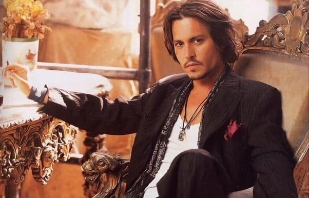 Johnny Depp Style Icon Fashion Tag Blog