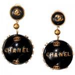 Chanel Vintage Earrings