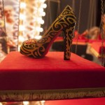 Christian Louboutin Exhibition London 2012. Launch Party, Shoes & Celebrities