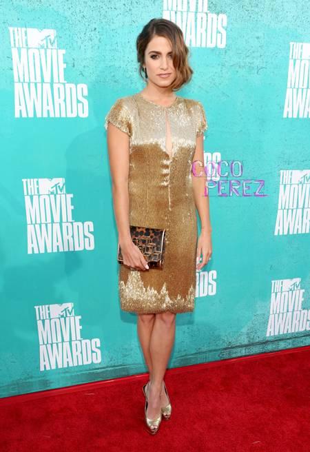 Nikki Reed - 2012 MTV Movie Awards