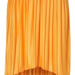 Topshop Skirts Crush. Mid-Calf, Maxi & Dip Back