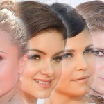 2012 emmys beauty looks 150x150 Golden Globes 2013 Red Carpet Dresses & Makeup! Who Was Best & Worst?