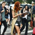 Street Style – New York Fashion Week, Spring 2013! Funky Outfits, Urban Vibe, Fashion Reloaded!