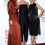 Winners & Backstage At British Fashion Awards 2012! Who Wore What, Who Messed Up & Who Said What?