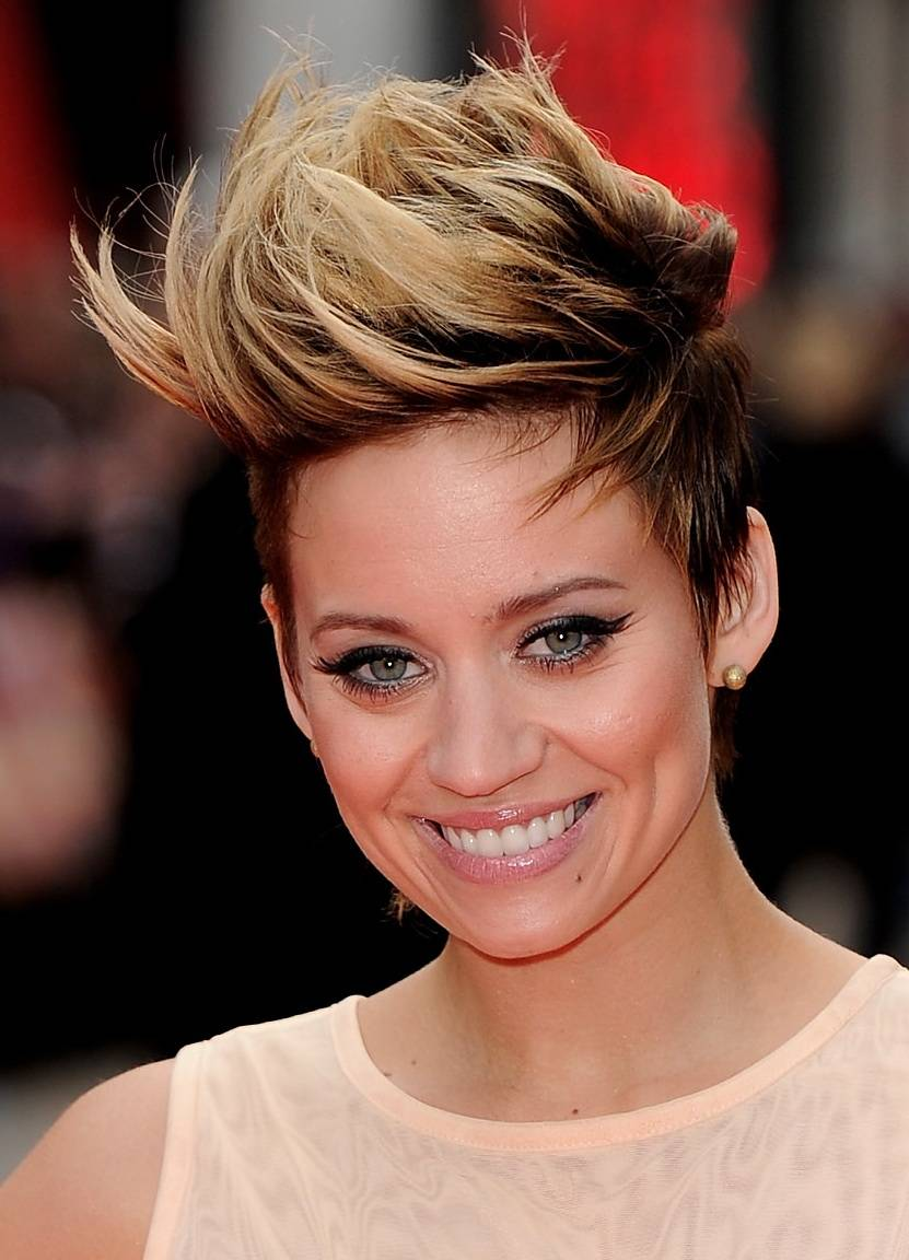 new years eve hairstyles for short hair