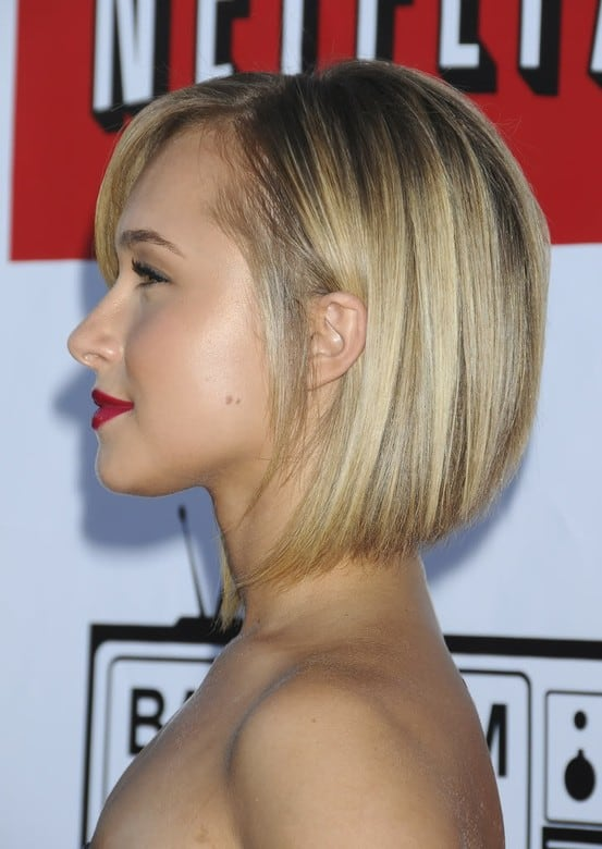hayden-pannatierre-short-sleek-hairstyle