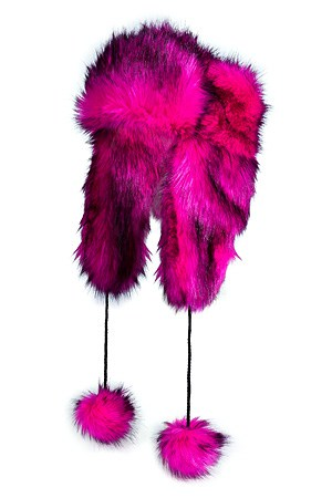 Fur Hat from Juicy Couture -  €119