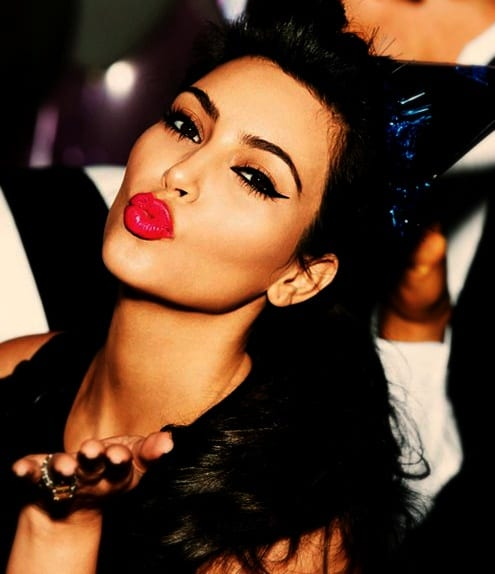 kim-kardashian-red-lips