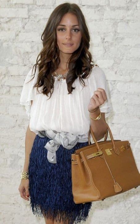 olivia palermo bohemian romantic look Olivia Palermo   Style Icon! What Are Her Fashion & Styling Tips?