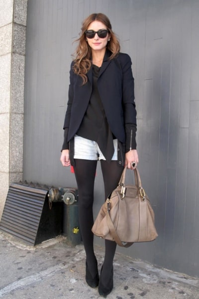 olivia palermo cut offs Olivia Palermo   Style Icon! What Are Her Fashion & Styling Tips?