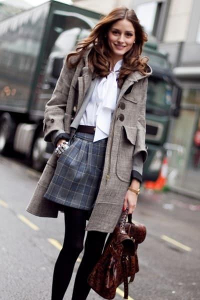 Olivia Palermo Fall Look The Fashion Tag Blog