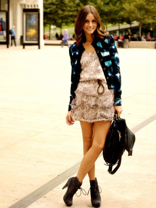 olivia palermo mismatched style Olivia Palermo   Style Icon! What Are Her Fashion & Styling Tips?