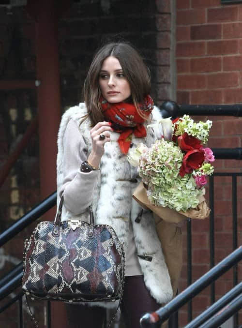 olivia palermo new york style Olivia Palermo   Style Icon! What Are Her Fashion & Styling Tips?