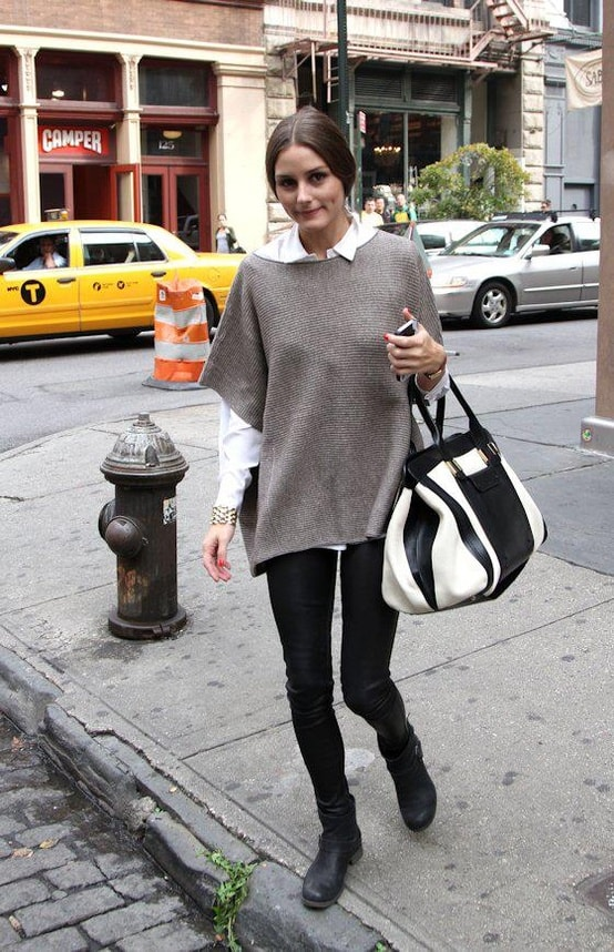 olivia palermo street fashion Olivia Palermo   Style Icon! What Are Her Fashion & Styling Tips?
