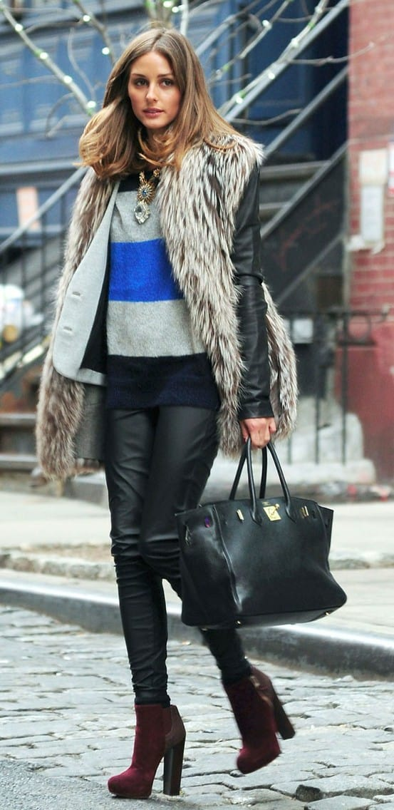olivia palermo street style Olivia Palermo   Style Icon! What Are Her Fashion & Styling Tips?