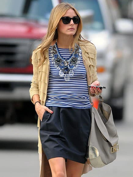 olivia-palermo-stripes-statement-necklace