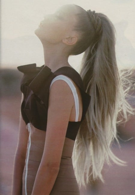 ponytail-look