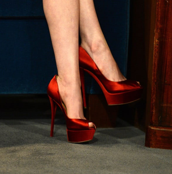 red-party-shoes