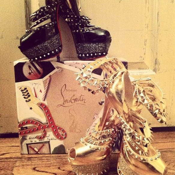 Shoes for New Years Eve