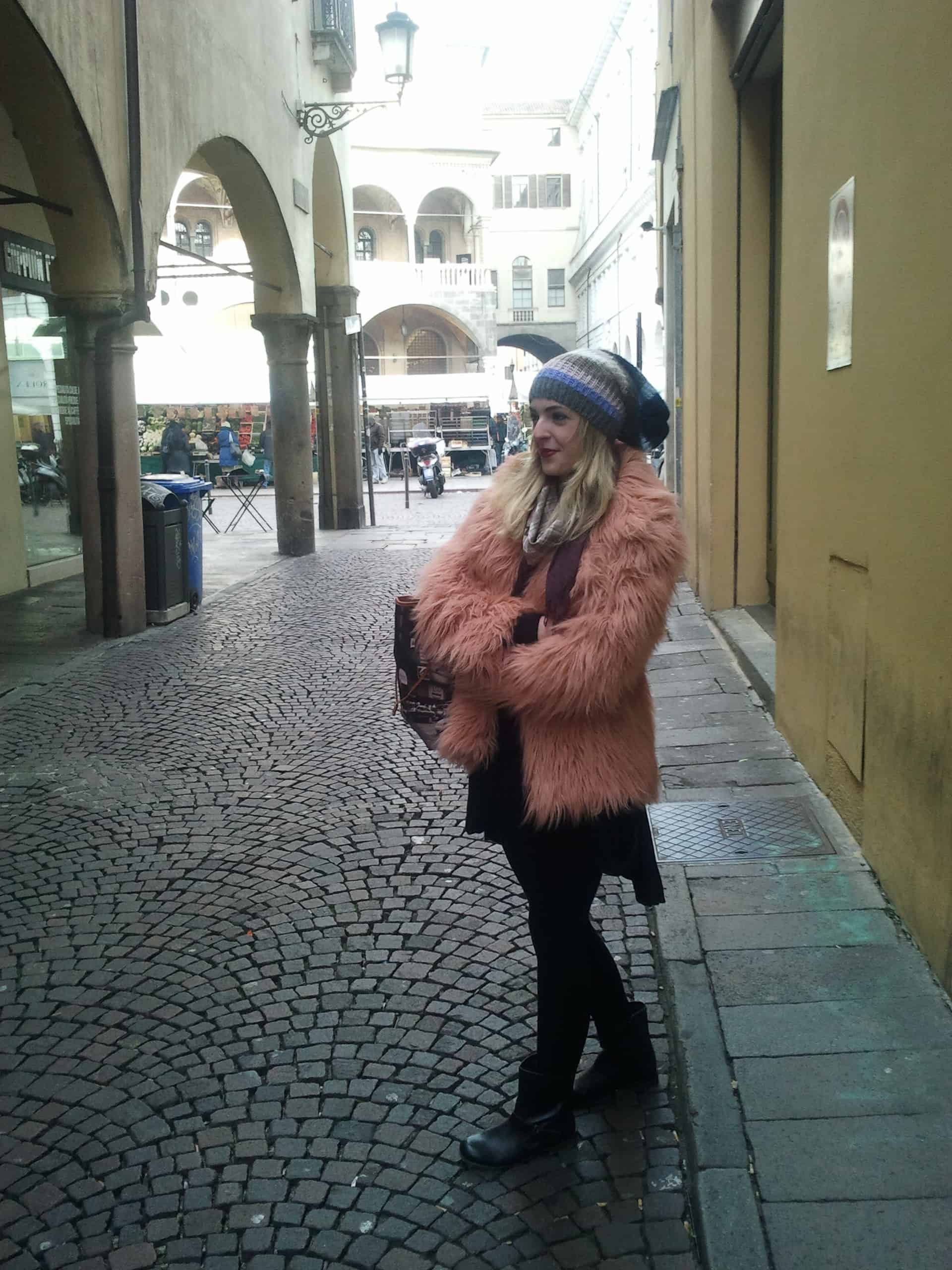street style fur 2013 Winter Trends From Italy! How Do Italians Dress?