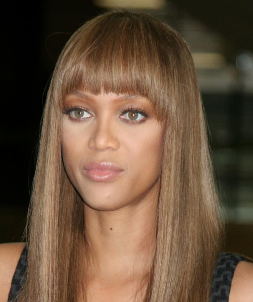 ... Fringe Bangs With Long Hair. on hairstyles you can do with short hair