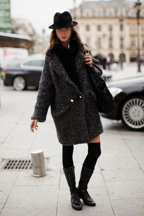 winter-style-socks-shoes