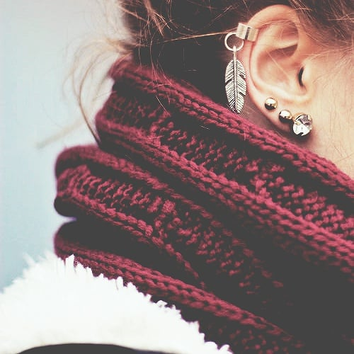 2013 ear cuffs The New Bling: Ear Cuffs! Would You Wear Them Or Not?