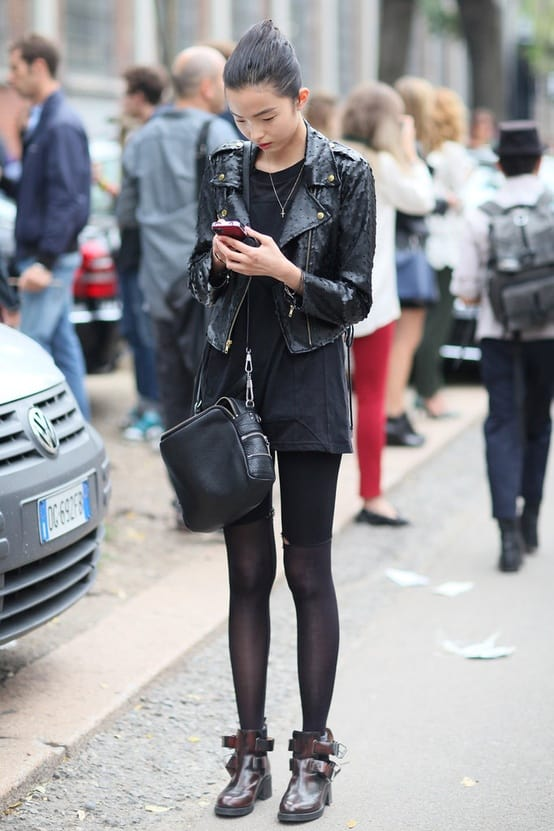 ankle boots street style Jane Shilton Must Have Shoes & Bags! FashionTag & Jane Shilton Tell You What 2013 Spring Best Buys Are?