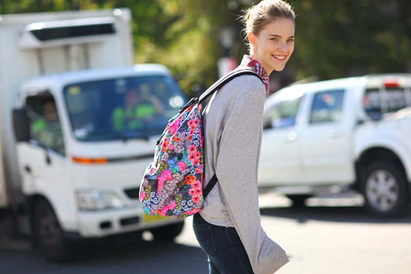 backpack style 2 The Backpacks Are Back! Yes Or No To This 90s Trend?
