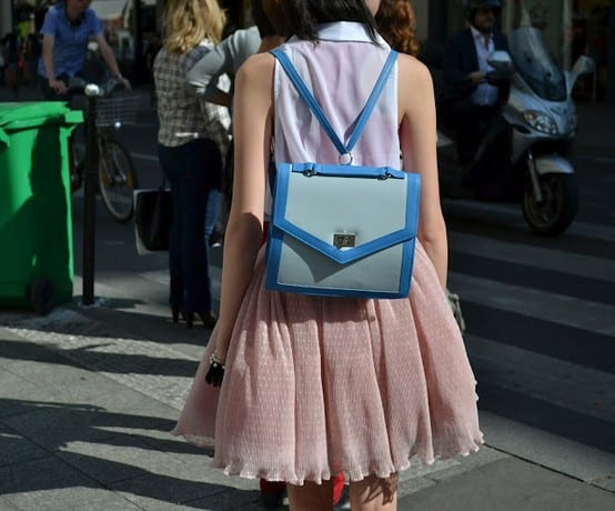 backpack style The Backpacks Are Back! Yes Or No To This 90s Trend?
