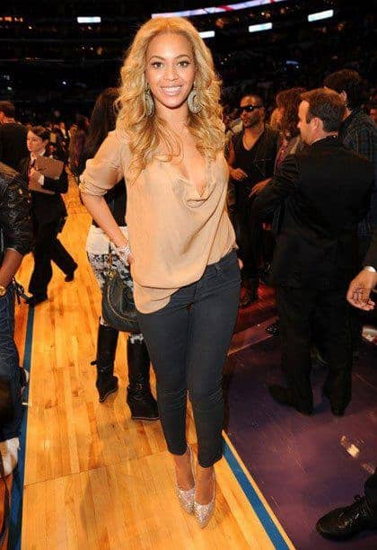Beyonce A Style Icon Or Not The Fashion Tag Blog