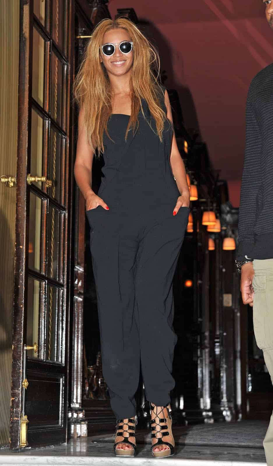 beyonce-casul-chic-style