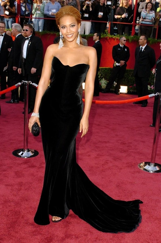 beyonce red carpet black mermaid dress the fashion tag blog. Black Bedroom Furniture Sets. Home Design Ideas