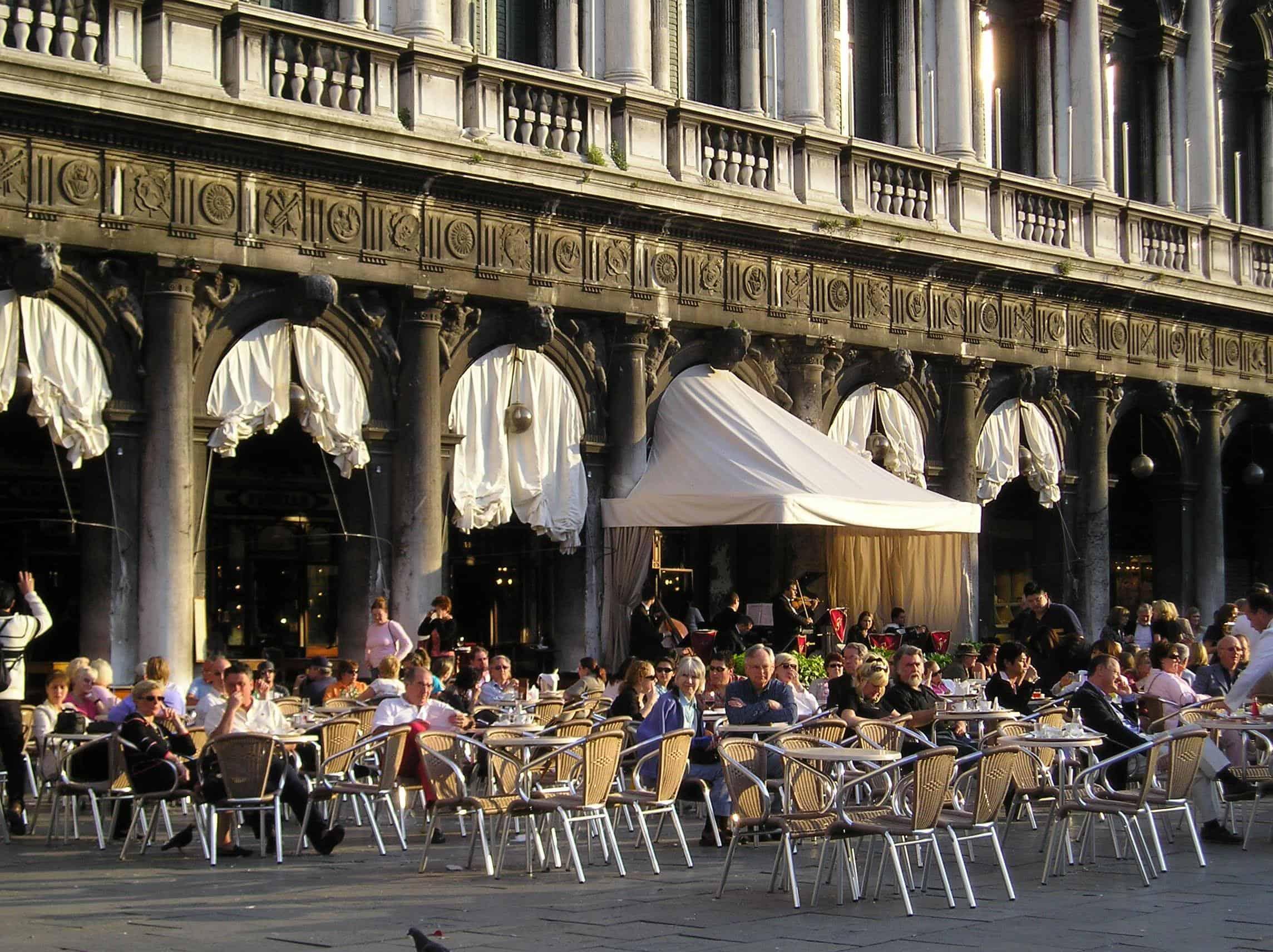 caffe florian venice Where Would I Go For A £1,000 Grand Adventure Trip?