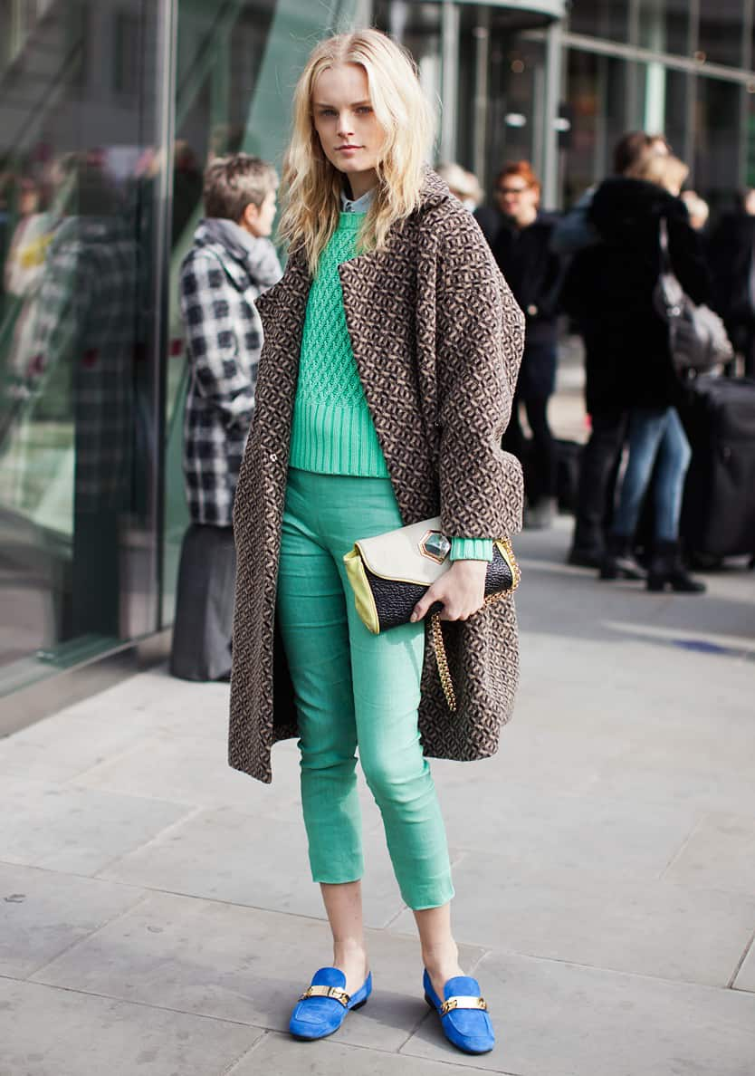 coloured loafers fashion trend Jane Shilton Must Have Shoes & Bags! FashionTag & Jane Shilton Tell You What 2013 Spring Best Buys Are?
