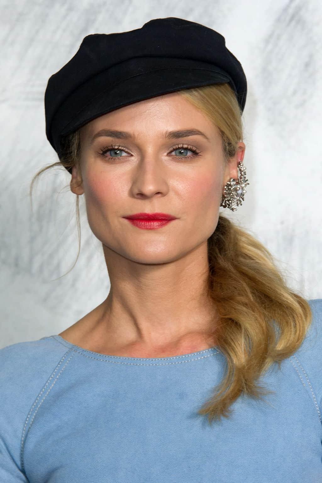 Diane-Kruger-in-Chanel-ear-cuffs