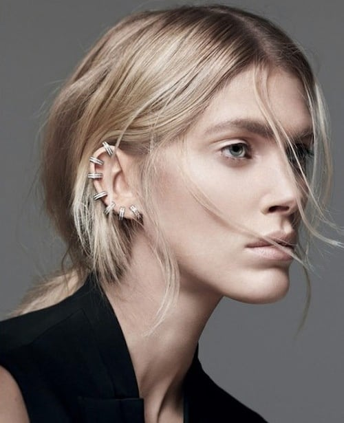 ear cuff The New Bling: Ear Cuffs! Would You Wear Them Or Not?