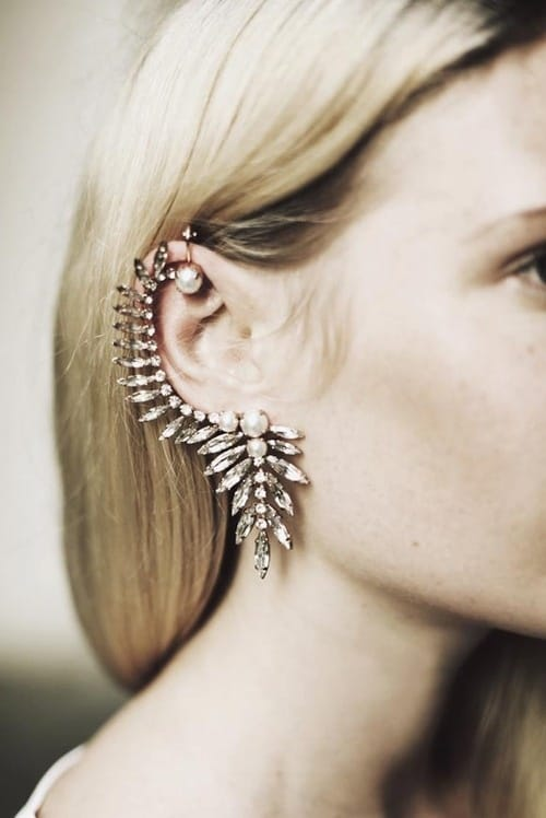 ear cuffs trend The New Bling: Ear Cuffs! Would You Wear Them Or Not?