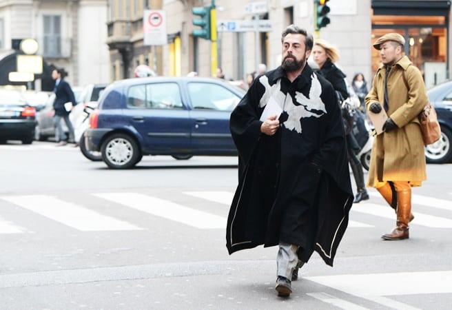 What Do Men Wear In Winter Men 39 S Street Styles From 2013 2014 Fall Winter Fashion Week