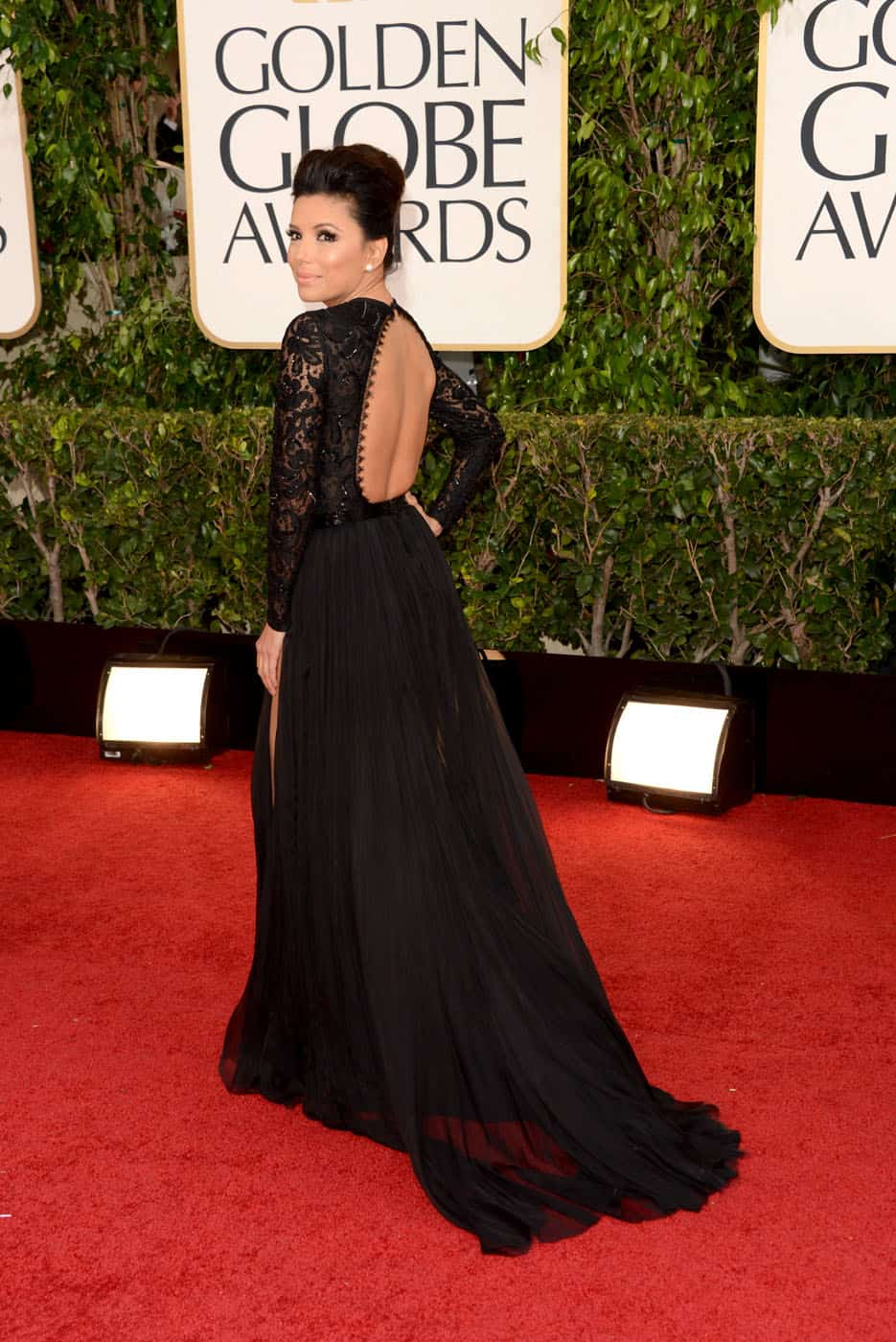 70th Annual Golden Globe Awards Arrivals The Fashion Tag Blog