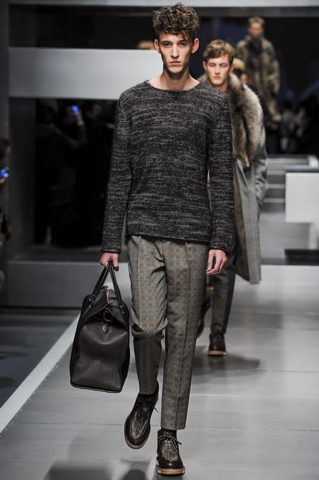Fendi - Menswear Fall Winter 2013/2014