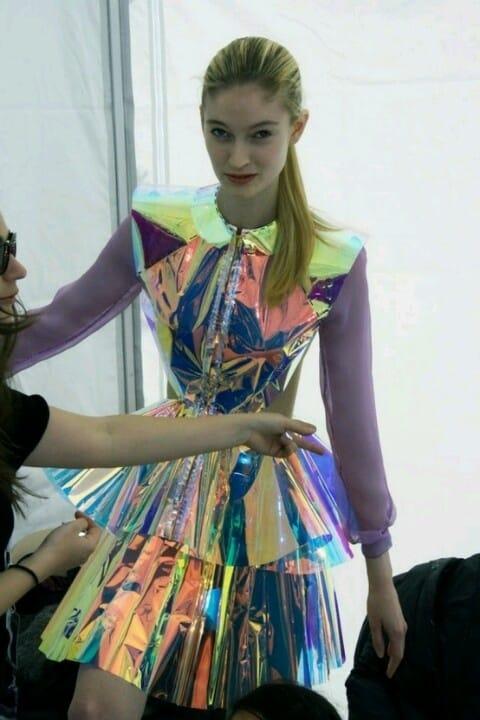 holographic-dress