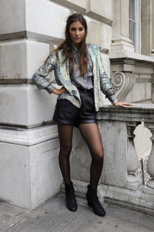 holographic jacket The Holographic Trend! Retro Futuristic Glam Luxe Or Kitsch?