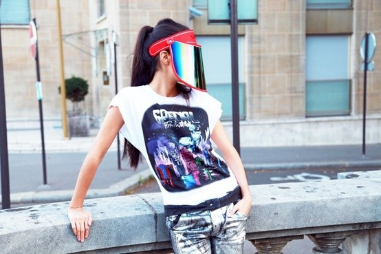 holographic-style-mask-trousers