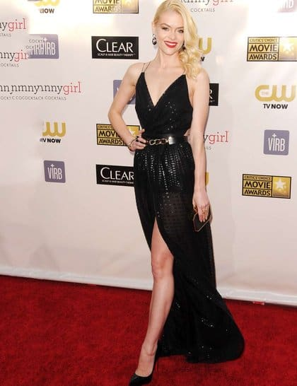 Jamie King at Red Carpet Critics Choice Awards 2013
