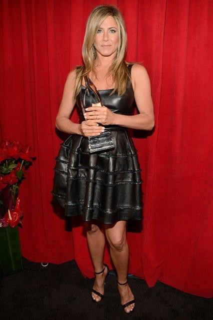 Jennifer Aniston at People's Choice Awards 2013