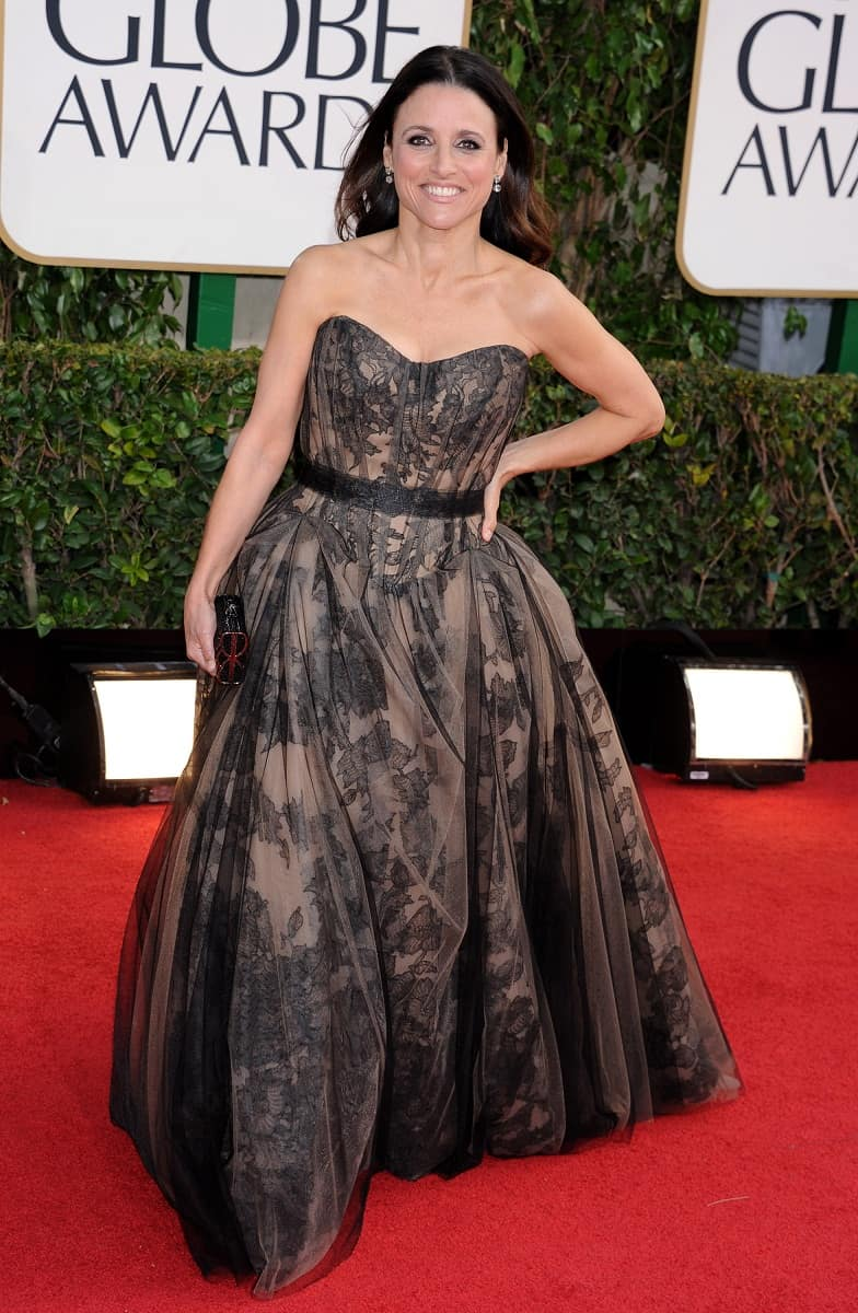 julia-louis-dreyfus-dress-golden-globes-2013