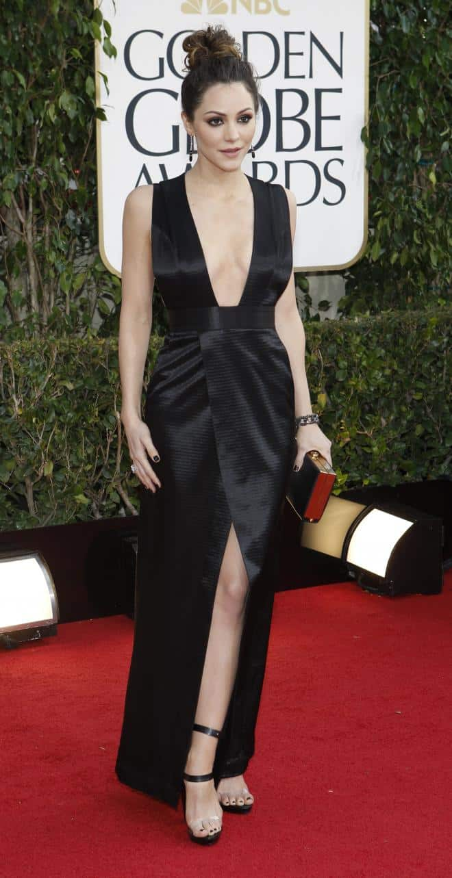 Katherine-McPhee-2013-Golden_globes-dress