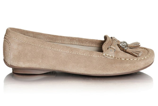 nude loafers jane shiltpon Jane Shilton Must Have Shoes & Bags! FashionTag & Jane Shilton Tell You What 2013 Spring Best Buys Are?