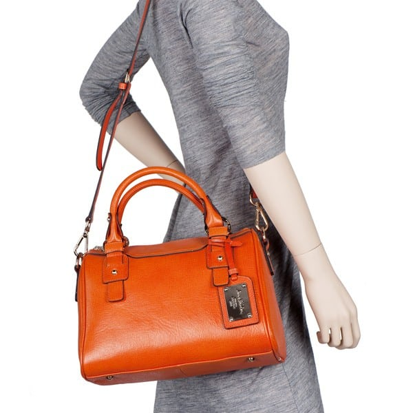 orange shoulder bag jane shilton Jane Shilton Must Have Shoes & Bags! FashionTag & Jane Shilton Tell You What 2013 Spring Best Buys Are?